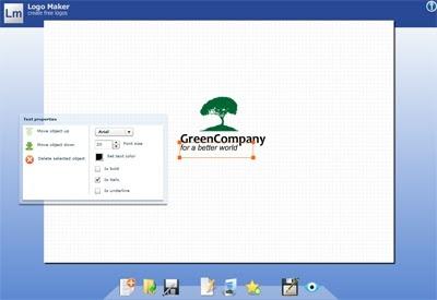 Crea un logo para tu negocio usando Google Chorme