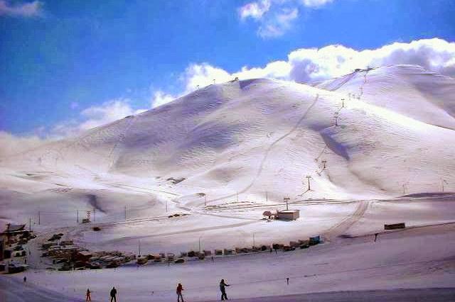 Ξεκίνησε η λειτουργία του Χιονοδρομικού Κέντρου Φαλακρού