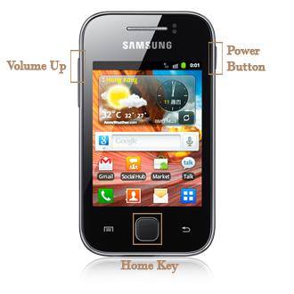 Cara Meng Root Smartphone