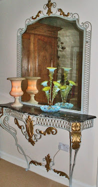 Italian or French Console Mirror c. 1910-20
