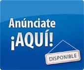 SU PUBLICIDAD AQUÍ!!!
