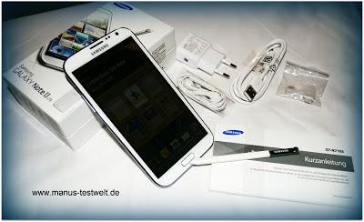 Smartphone Blogtest