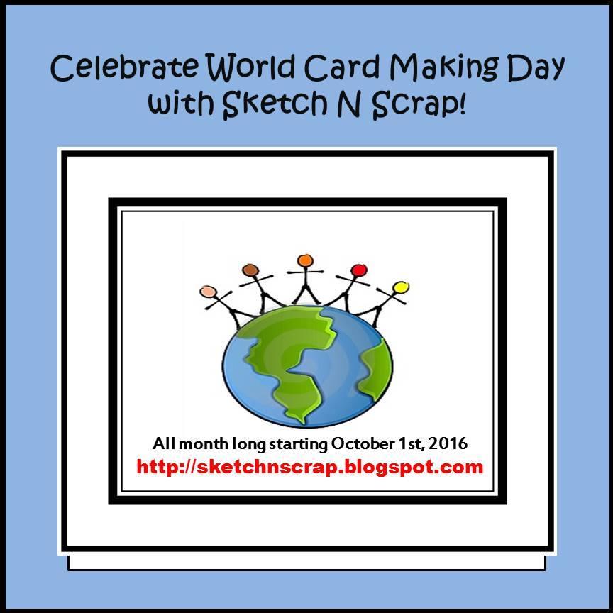World Card Making Day 2016