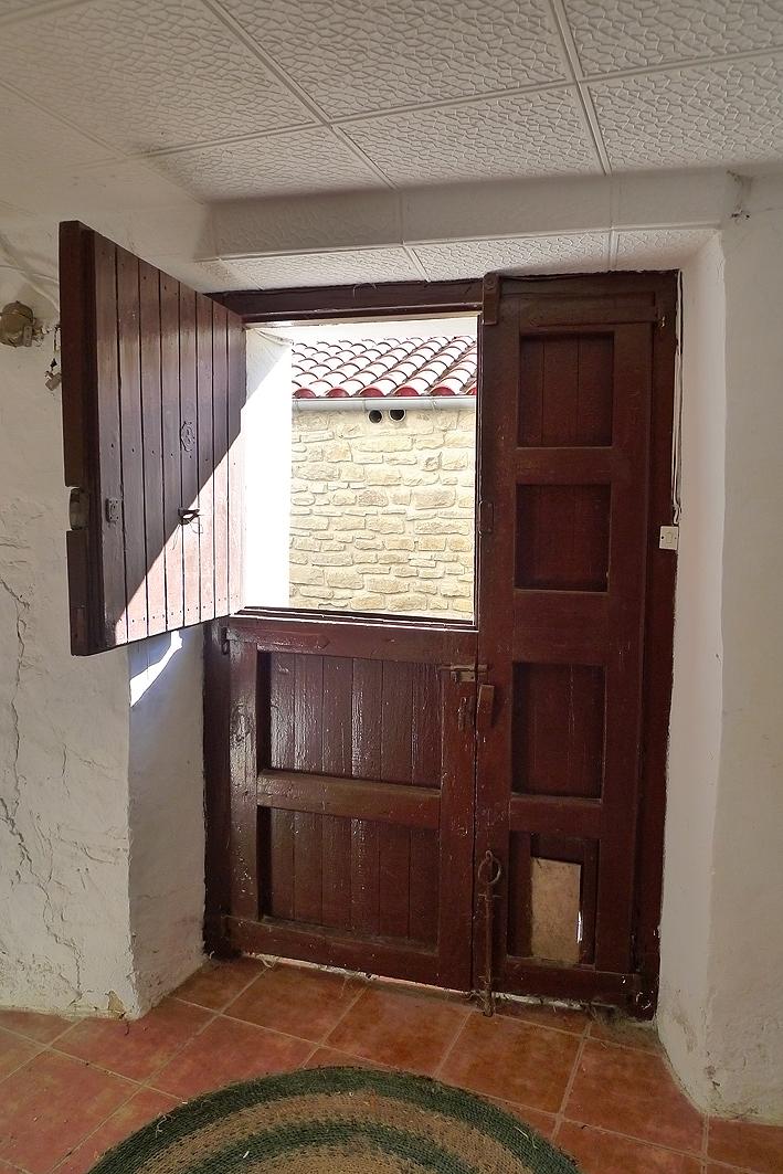 Leache vii la casa de la visi nuestra casa y algunos - Tejadillo para puerta ...