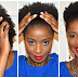 Naturalhair Tutorial #1 The Bun