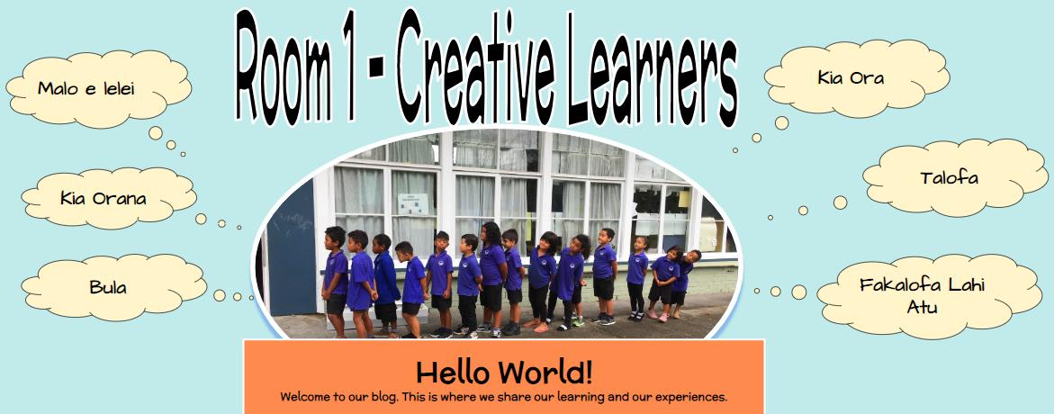 Room 1 Active Learners @ Glenbrae School