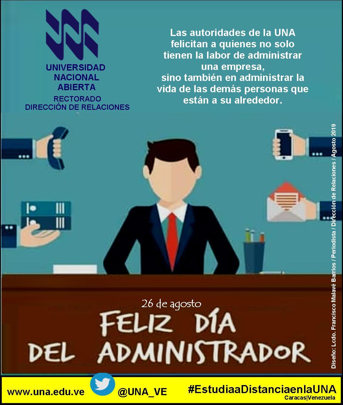 Día del Administrador