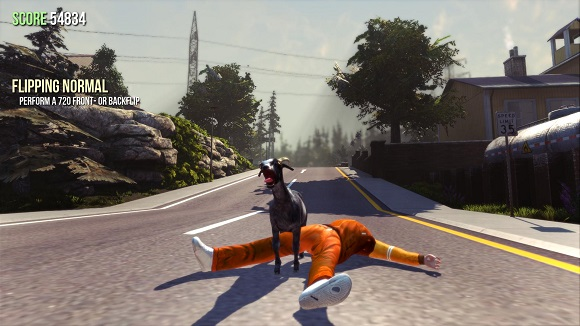 goat simulator pc game screenshot review gameplay 5 Goat Simulator DOGE