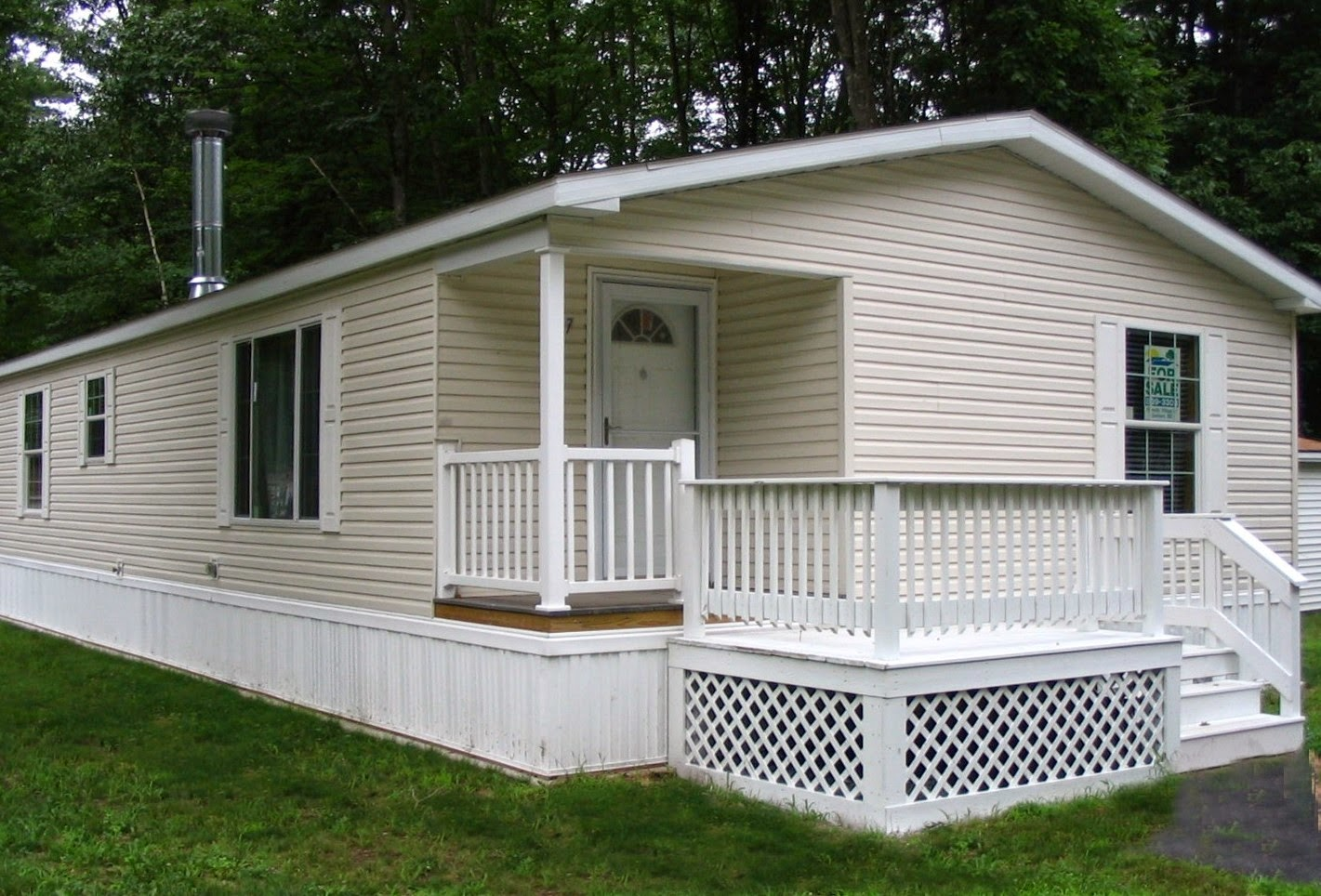 Mobile Homes for Sale in Maine on Own Land