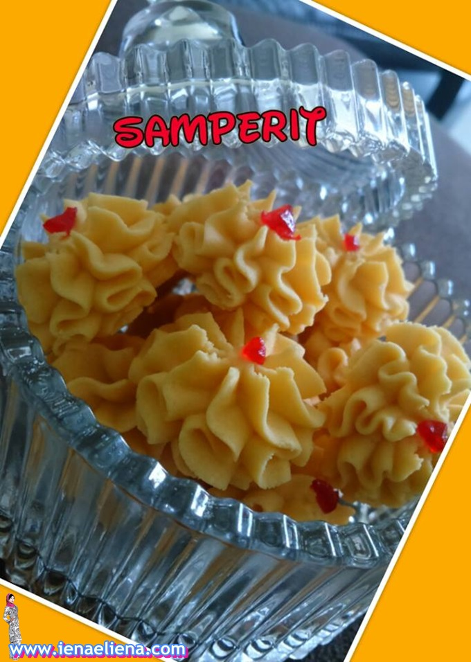 Homemade Biskut Samperit