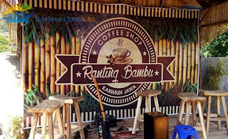 ranting bambu karimunjawa