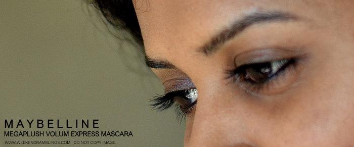 Maybelline Makeup Mega Plush Volum Express Mascara Blackest Black Beauty Blog Reviews Ingredients