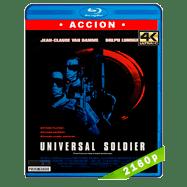 Soldado universal (1992) 4K UHD Audio Dual Latino-Ingles