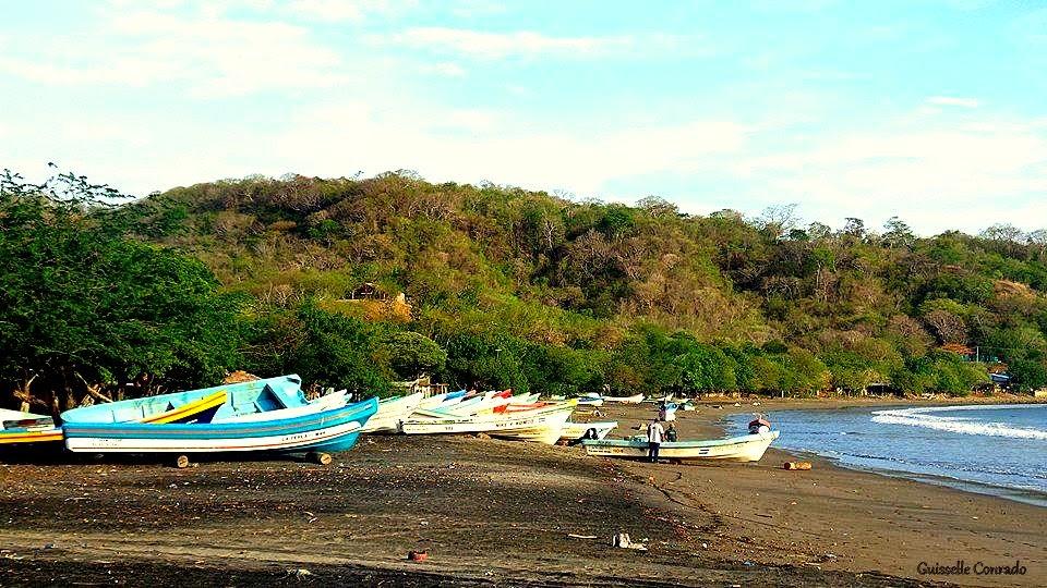 Las salinas rivas nicaragua
