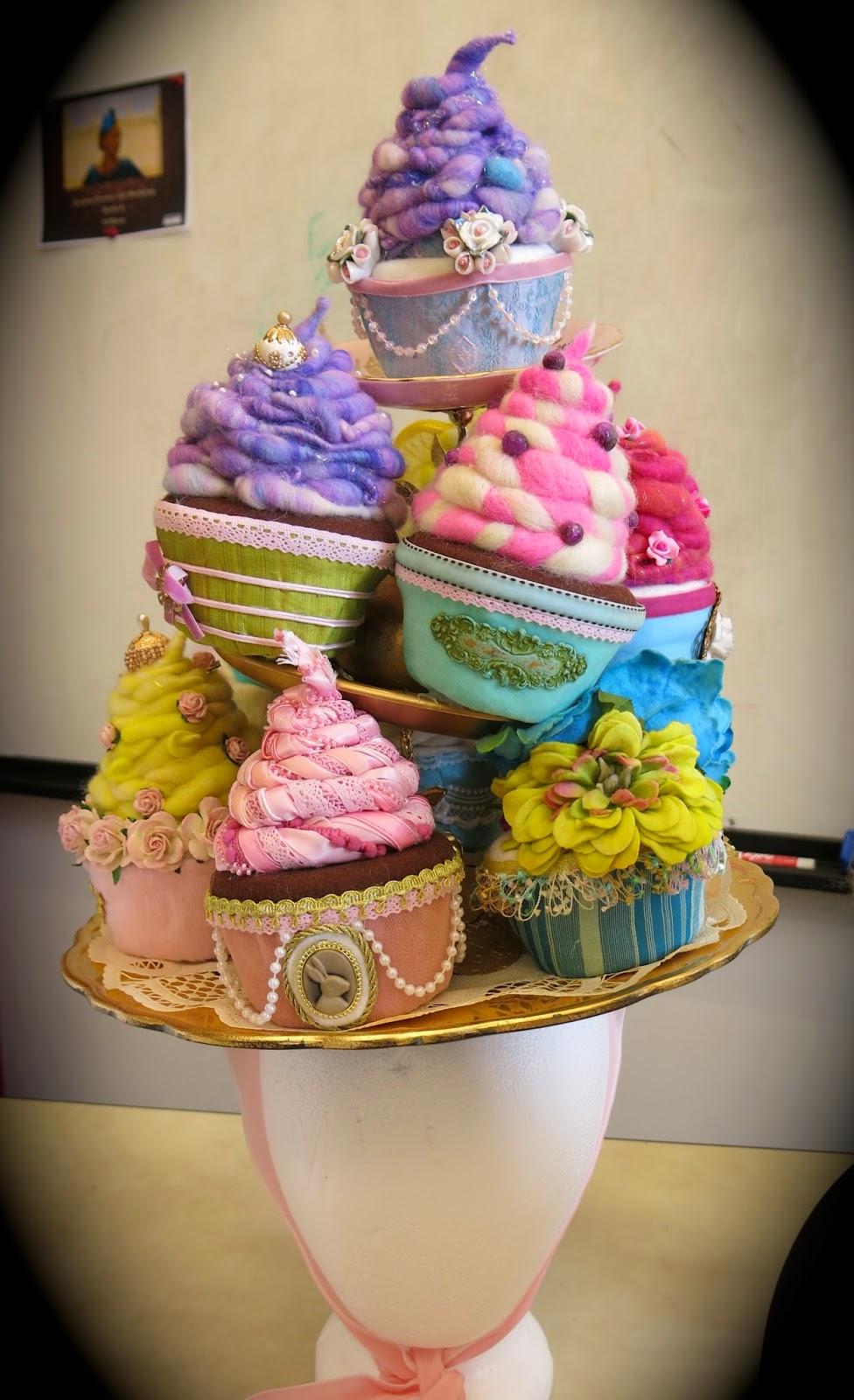 Cup Cake Bonnet
