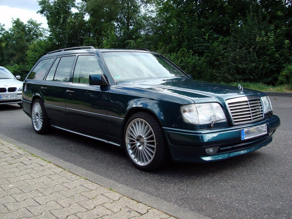 Mercedes benz e36 amg wagon w124 benztuning for Mercedes benz wagons