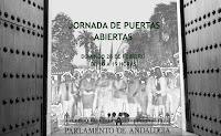 Hoy 26 de febrero de 2012 jornada de puertas abiertas en el Parlamento de Andalucía
