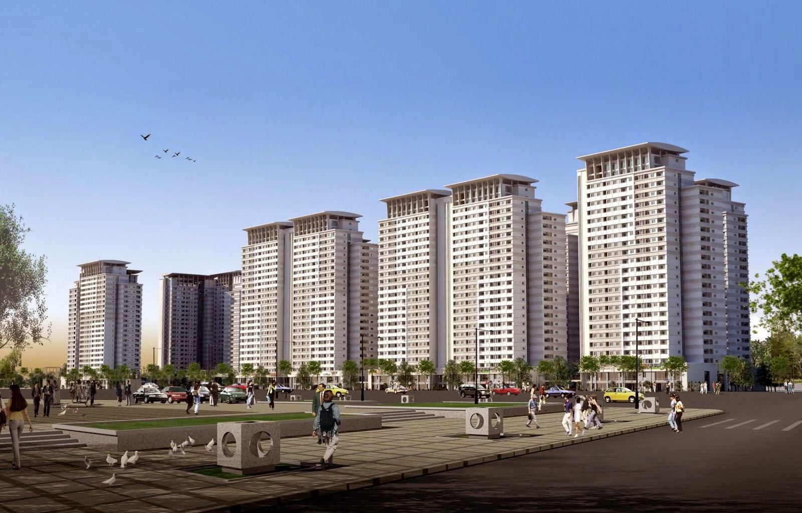 Tiểu khu Parkview Residence Dương Nội