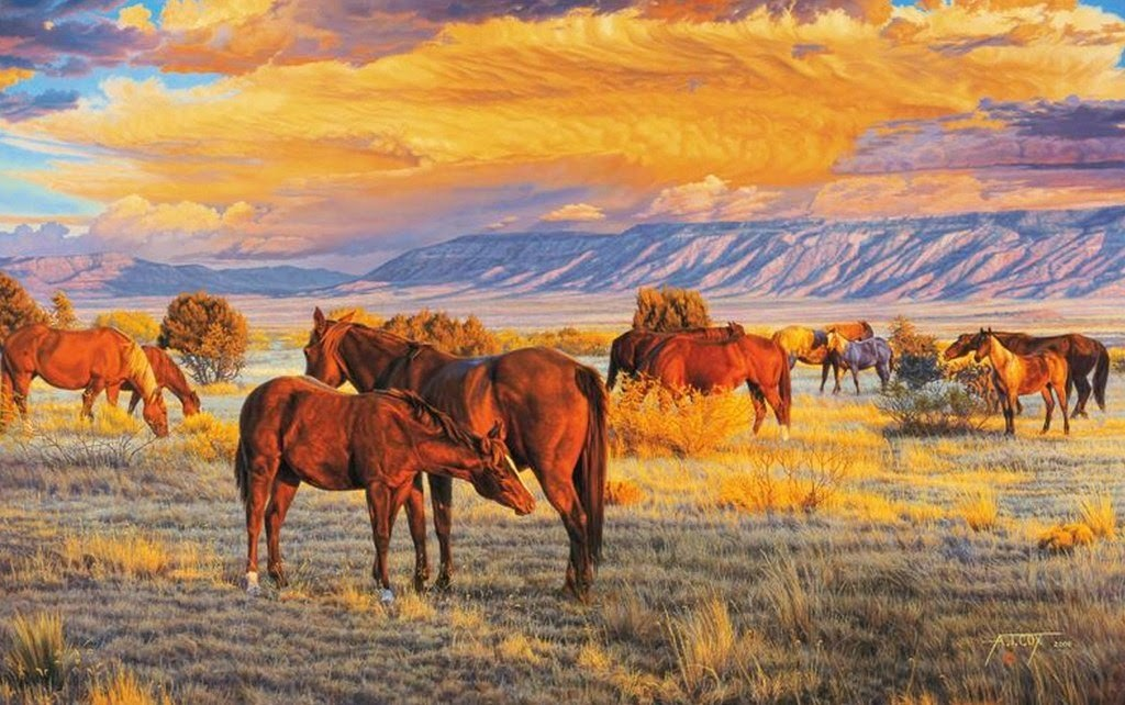 caballos-pintados