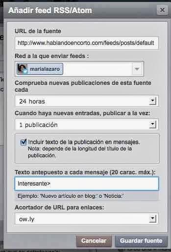 Automatizar actualizaciones en redes sociales con Hootsuite