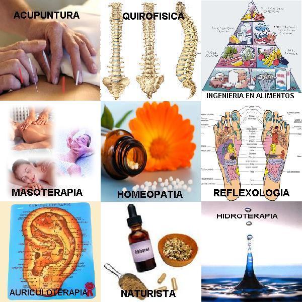 Terapias Alternativas - Guerrero Espiritual