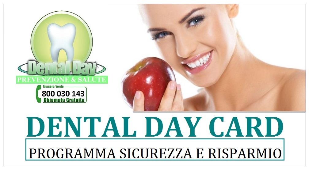 DENTAL DAY è una rete di strutture odontoiatriche che opera in network a livello nazionale
