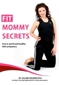 Get fit after baby