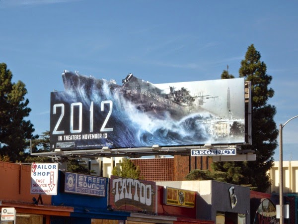 JFK aircraft carrier 2012 movie billboard