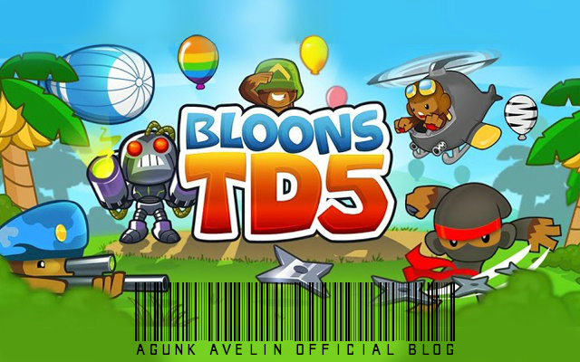 Bloons TD 5 Hack Money And Lives With Trainer.No Need Cheat Engine Just Download Trainer And Use It.ENJOY     Q:WHY I CREATED TRAINER FOR THIS GAME?  A:BECAUSE THIS GAME CANT CHEATED WITH CHEAT ENGINE.TRY YOURSELF    Bloons TD 5 Is A Online And Fun Game By Miniclip.Based On Tower Defence Game.Now Im Level 37 Can Beat My Score?  REQUIRED LINK  Miniclip Bloons TD 5 (Login With Ur Facebook) HERE  TRAINER 32 Bit HERE  NOTE : Trainer 64 Bit Released SOON.  Kiriman oleh Agunk Avelin Surbakti.