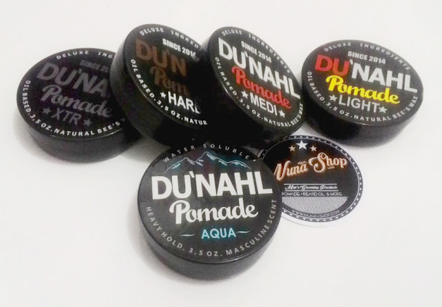 Du'Nahl All Variant (Light, Medium, Hold, Ekstrim & Aqua)