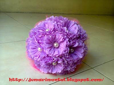 bunga crepe