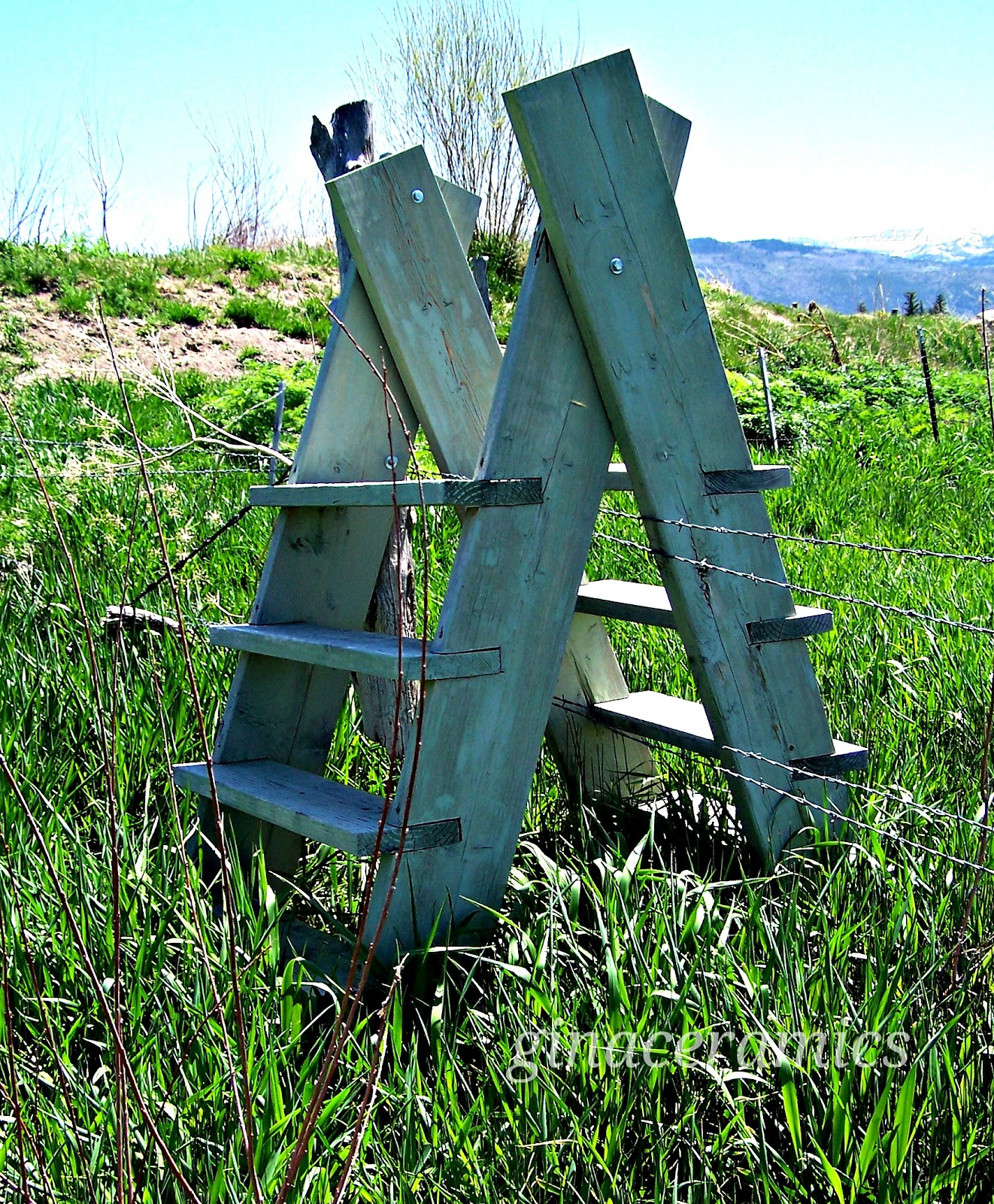 art and alfalfa do you know how to build a proper fence