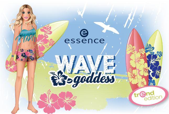 Essence Wave Goddess