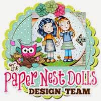 I design for the The  papernestdolls