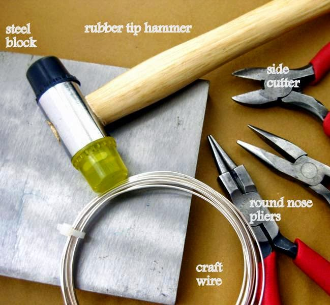 Handmade by Amo\'r, Ireland: How to Make Jump Rings. How to Repair ...