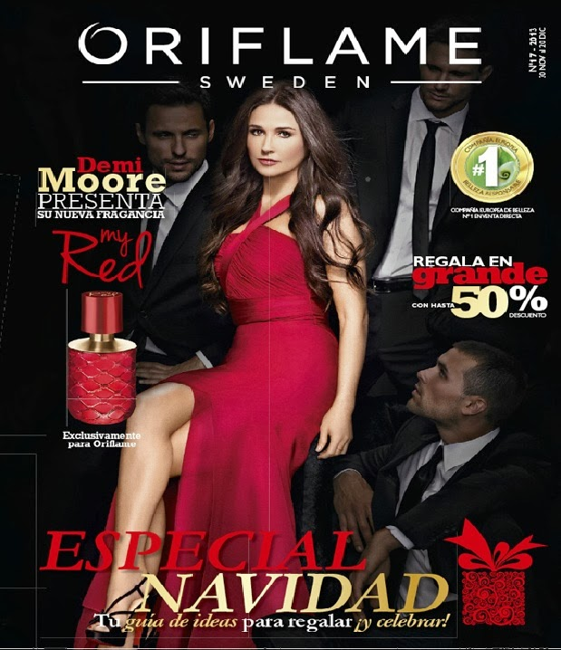 Catalogo oriflame 17 diciembre 2013 virtual online campa a for Natura catalogo online