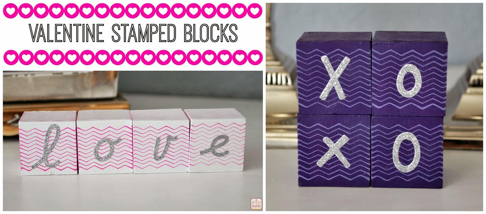 http://www.aglimpseinsideblog.com/2014/02/easy-valentine-stamped-blocks.html