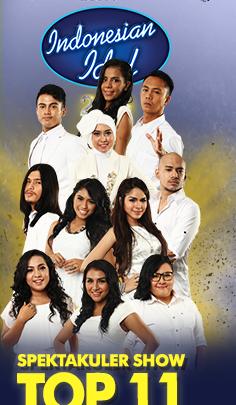 Indonesian Idol 2014 Top 11