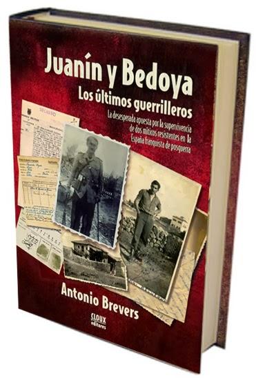 Libro Juanín y Bedoya los últimos guerrilleros