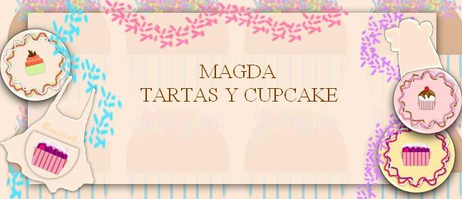 Magda Tartas y Cupcake