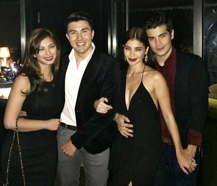 Anne Curtis favors Angel Locsin for Luis Manzano