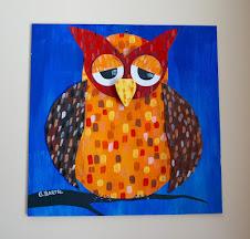 Paul Klee Owls
