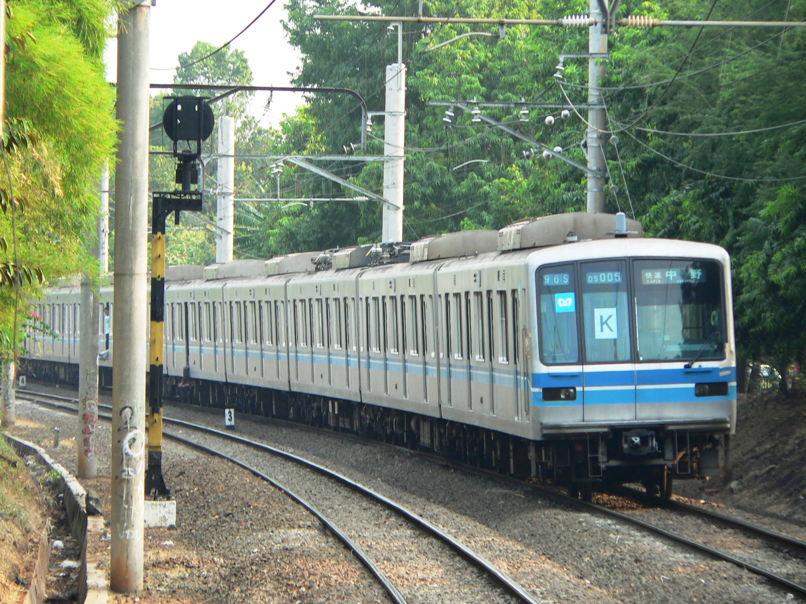 インドネシア鉄道ファン