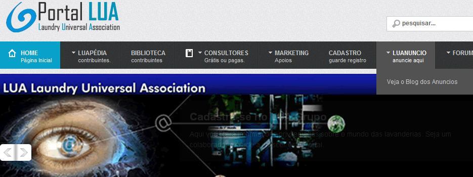 LUANUNCIO em www.luagrupo.com