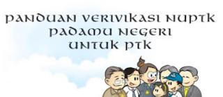 NUPTK Baru 2013 Registrasi PTK Padamu Negri