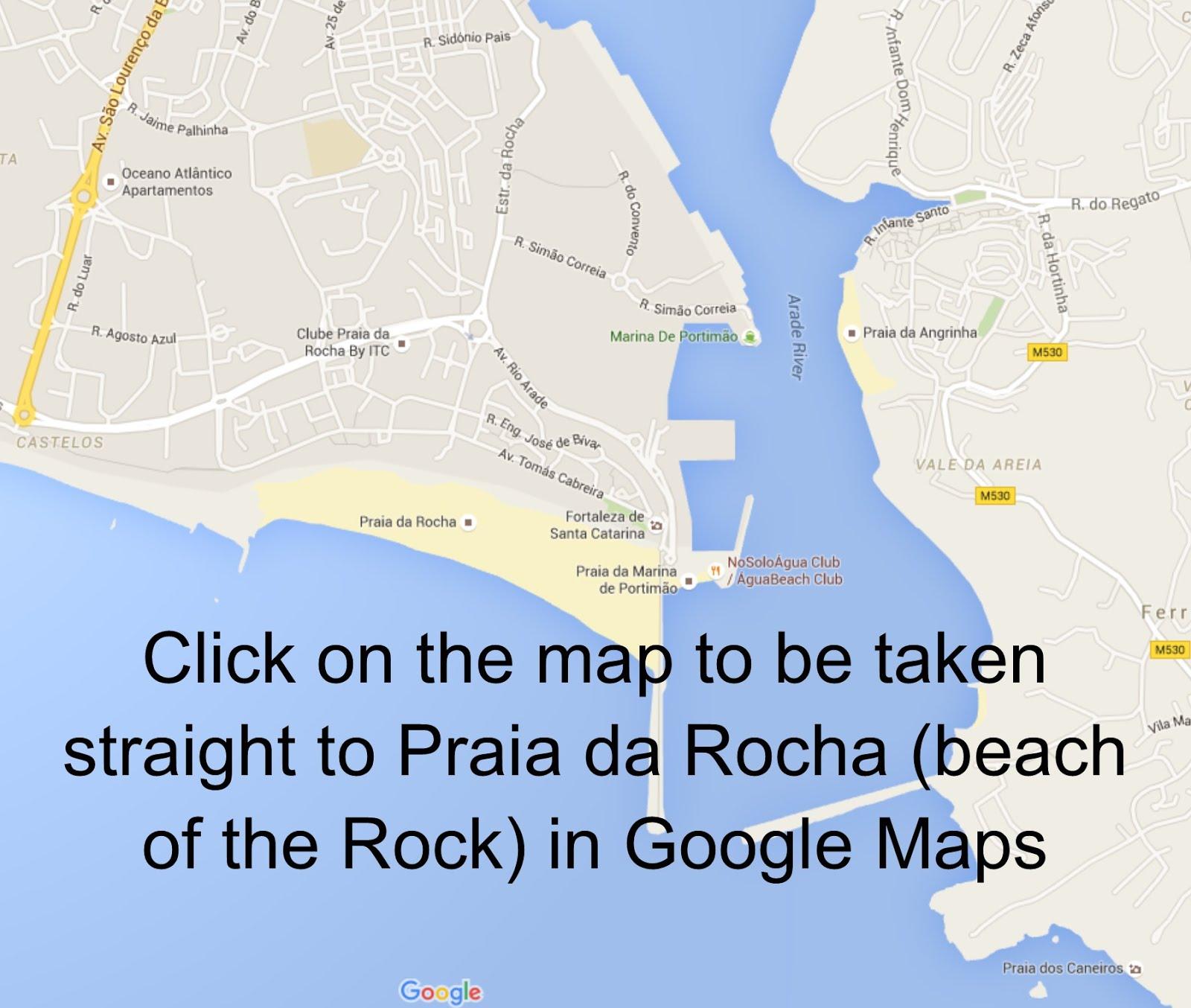 Portugal Location