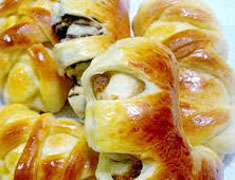 Resep kue basah roti unyil spesial praktis, mudah legit, lezat