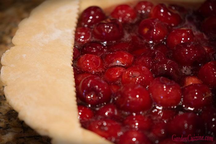 GardenCuizine: Homemade Cherry Pie Filling #GardenCuizine #EatCherries