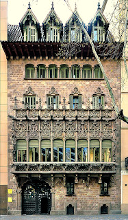 Palau Baró Quadras