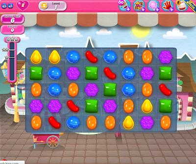 Candy Crush Saga Help: Level 1 Candy Crush Saga How To Finish
